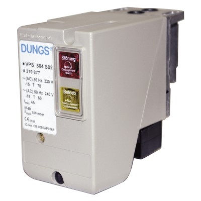 Control box dungs vps504 serial 02 - DUNGS : 219877