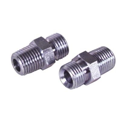 "Nipple fioul M1/4"" conique x M1/8"" (X 2) - DIFF"