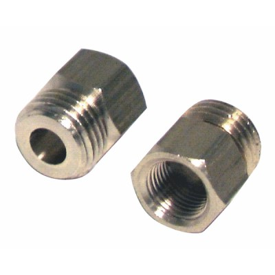 Fitting of reduction m3/8 x f1/8  (X 2) - DIFF