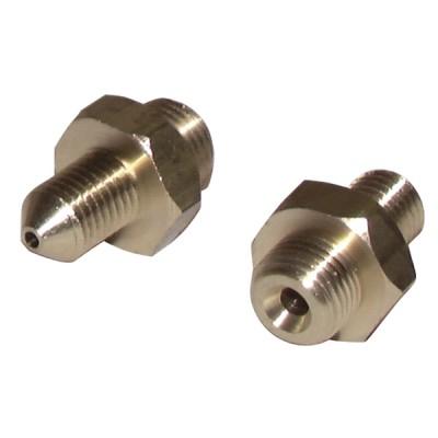 Nipple di collegamento M1/8 x m8/100  (X 2) - DIFF