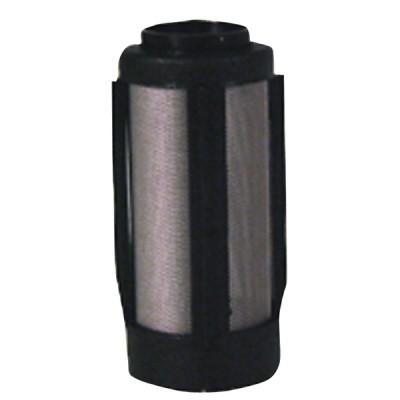 Cartouche de filtre nickelée  - DIFF