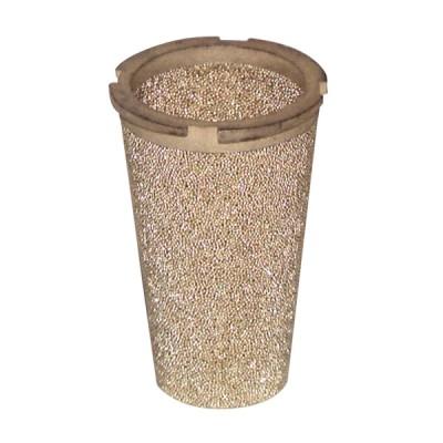 Cartucho de filtro de bronce - DIFF