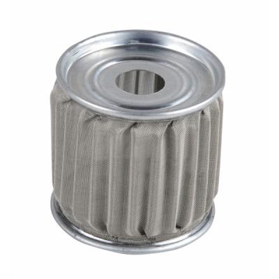 Einfacher Heizölfilter Patrone rostfreier Stahl für Filter OF - DIFF