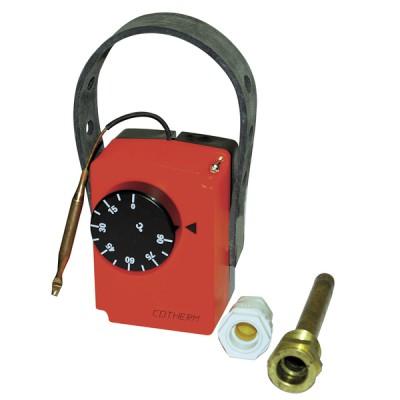 Aquastat en boîtier à applique type BFMH3001 - COTHERM : BFMH3001