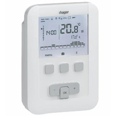 Thermostat 230V - HAGER : EK530