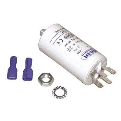 Condensador estándar permanente  5 µF - BAXI : S58209851