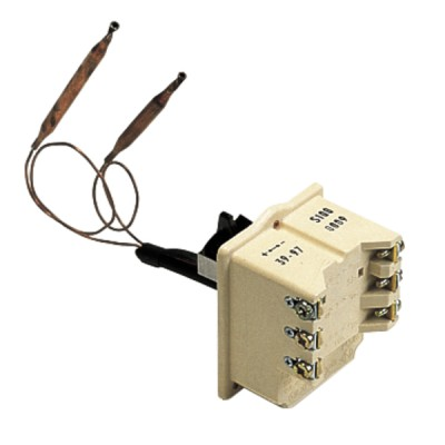 Termostato calentador de agua BTS 270 2 bulbos - COTHERM : KBTS 900107