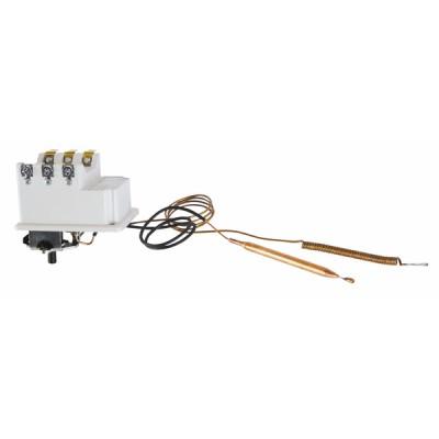 Termostato calentador de agua BTS 450 2 bulbos 90° - COTHERM : KBTS 900307