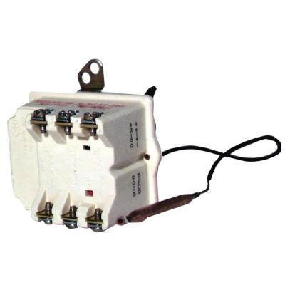 Thermostat chauffe eau BSD 370 1 bulbe tripolaire - COTHERM : BSD0000607
