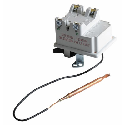 Thermostat chauffe eau BSD 370 1 bulbe Bipolaire - COTHERM : BSD2000407