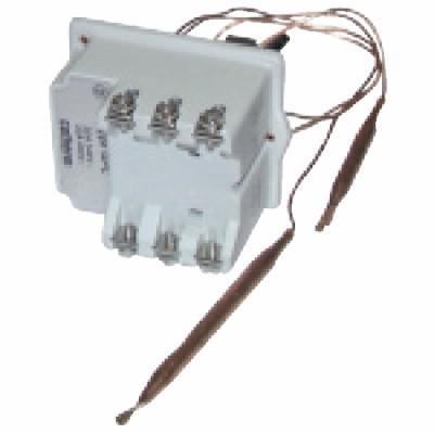 Thermostat Warmwasserbereiter COTHERM Typ GPC 450 Modell mit 2 Fühlern - COTHERM: KGPC900507