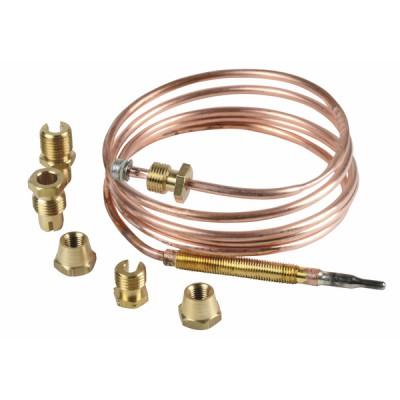 """Thermocouple1200mm m8 m9 m10 11/32"""" f6 compression - DIFF"""