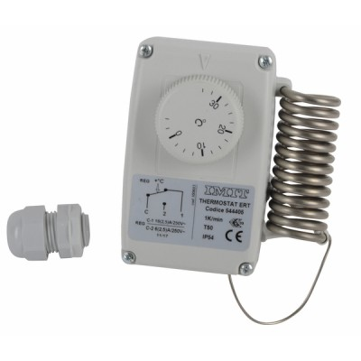 Thermostat d'ambiance étanche ERT -5/35°C