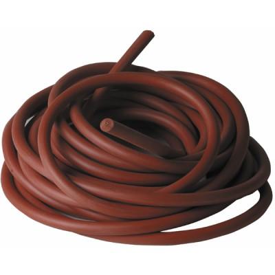 Cable alta tensión silicona 250°C Ø 6 - DIFF : 802180