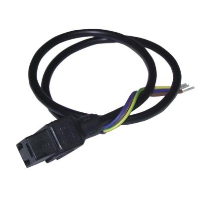 Zubehör für Magnetventil Verbinder AMP geformt   - DIFF
