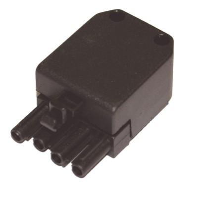 Connettore femmina 4 poli - DIFF
