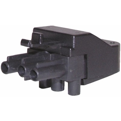 Female connector 3 poles  - DIFF : 803051