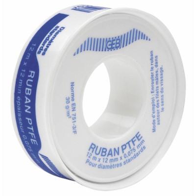 Ruban PTFE (X 10) - GEB : 815192