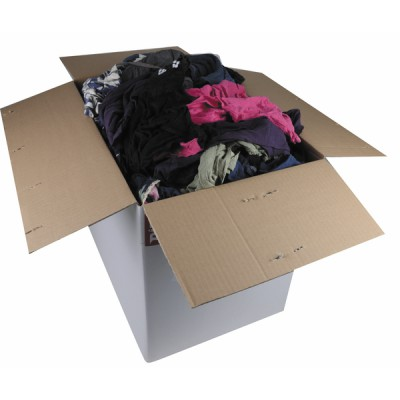 Cartón Trapos Textil de 10 KG
