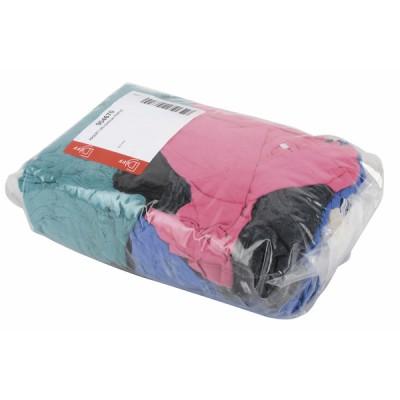 Chiffon textile couleur (paquet 1kg) - DIFF