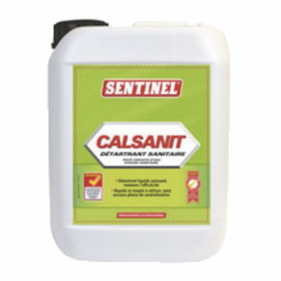 Détartrant CALSANIT 20l - SENTINEL : CALSANIT 20L