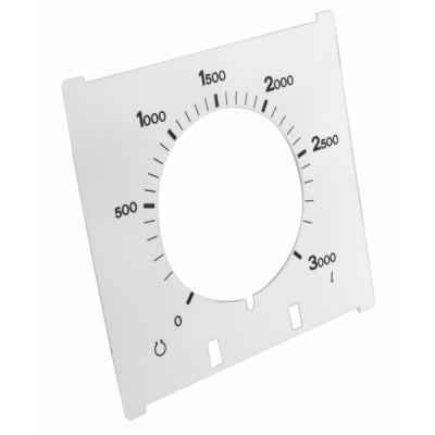 Quadrante misuratore 3000 litri per TLM3 - WATTS INDUSTRIES : 22L0102105