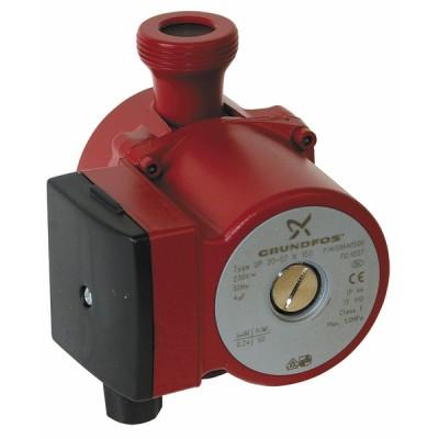 Sanitäre Umwälzpumpe Ups25-80 N 180 1X230 50Hz 9H  - GRUNDFOS OEM: 95906439