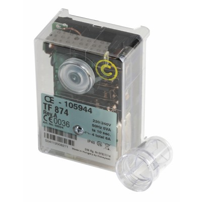 Safety box TF874 1 rate - DE DIETRICH : 97906701