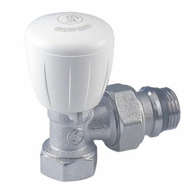 """Angle valve R421TG 1/2"""" - GIACOMINI : R421X133"""