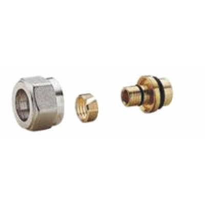Adaptateur R179 16-12x10 - GIACOMINI : R179X027