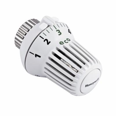 Thermostatkopf Thera-3 weiß mit Nullpunkt
