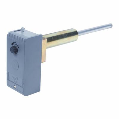 Thermostat sécurité incendie 0/100°C manuel A25 - JOHNSON CONTR.E : A25CN-9001