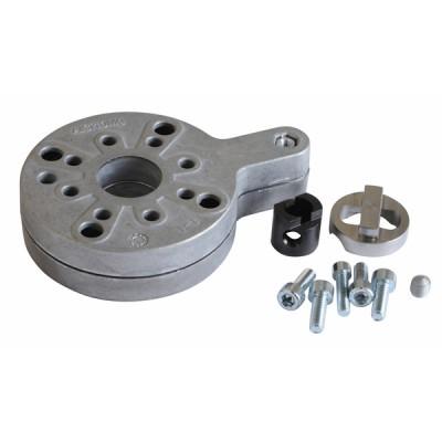 Accoppiamento valvola/motore - SIEMENS : ASK31N
