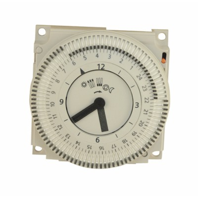 Horloge analogique journalière (RVP200/210) - SIEMENS : AUZ3.1