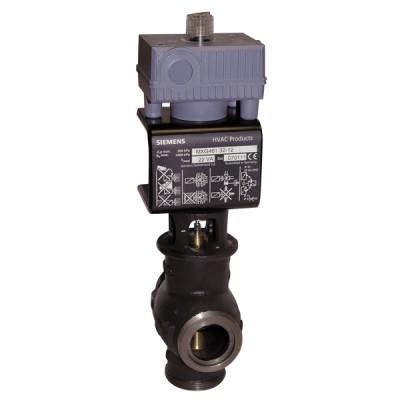 Regelventil mit Magnetanrieb zur Regelung von Kalt- u. Warmwasseranlagen - SIEMENS: MXG461.40-20