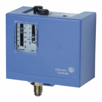 Pressostat BP -0.5...7b P735 - JOHNSON CONTR.E : P735AAA-9300