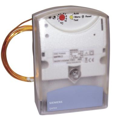 Thermostat antigel tout ou rien -5...15°C - SIEMENS : QAF81.3