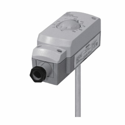 Thermostat de réglage 15..95°C - SIEMENS : RAK-TR.1000B-H