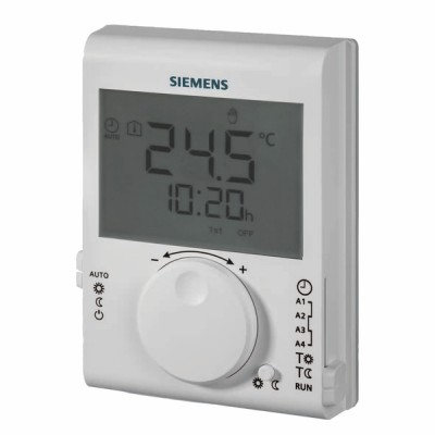 Thermostat d'ambiance journalier - SIEMENS : RDJ100
