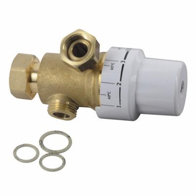 Thermostatventil - SAUNIER DUVAL: S1048000