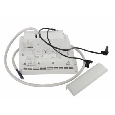Boîtier thermostat complet (2 mol et curs) - ATLANTIC : 087707
