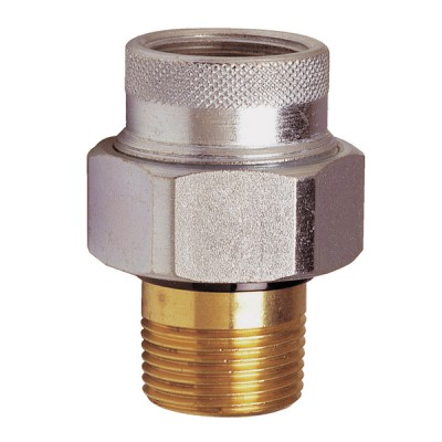 Dielectric connector 15/21 MF - DIFF