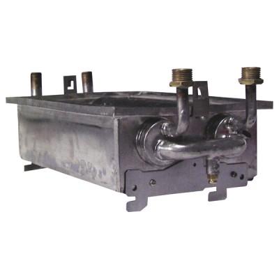 Wärmetauscher - DIFF für Saunier Duval: 05231800