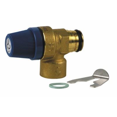 Soupape de sécurité - DIFF pour Saunier Duval : S1047900