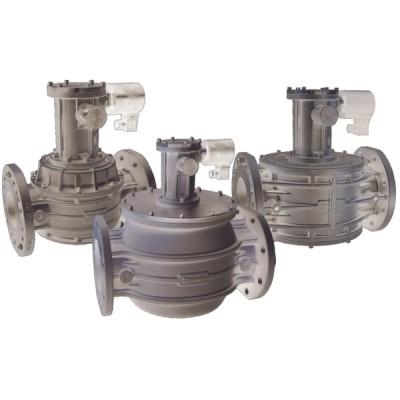 Électrovanne gaz M16 RM NF 500mb DN80 230Vac - MADAS : CX09C 008