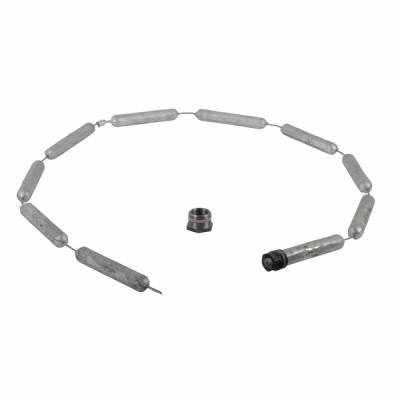 Anode magnésium (chaîne) - VAILLANT : 106482