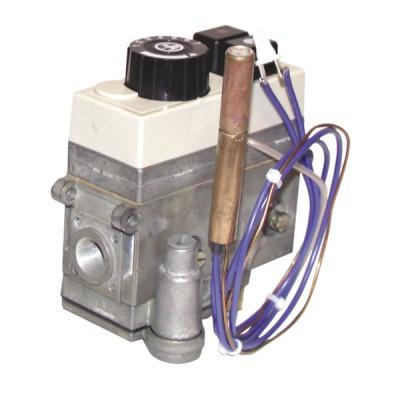 """Gas valve minisit 0.710.193 f1/2"""" x f3/8"""" 0.710.193 - DIFF"""