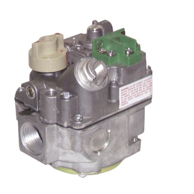 Combined gas valve unitrol 7000 be gas valve