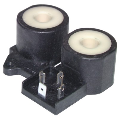 Double coil for valve 0.830 ref 0.967.090 - SIT : 0 967 090