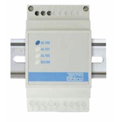 Detección gas - Modulo de suministro AL 100 para CE 100 - TECNOCONTROL : AL100